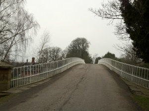 Iron Bridge, Aldford