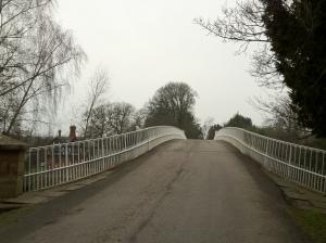 Iron Bridge, Aldford