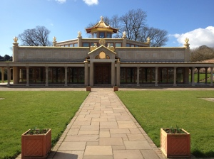 Kadampa Temple, Conishead Priory, Ulverston