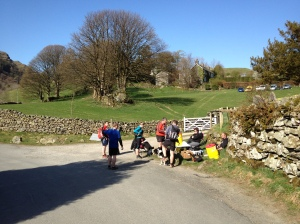 Kentmere Checkpoint